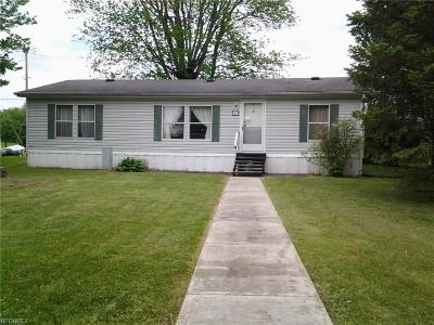 Muskingum County Single Family Home For Sale: 3250 Maysville Pike
