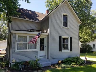 Perry Single Family Home For Sale: 4006 Main St