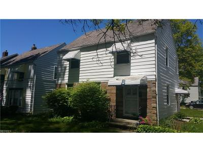Cleveland Single Family Home For Sale: 16815 Talford Ave