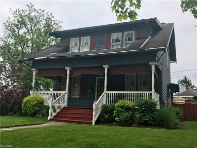 Muskingum County Single Family Home For Sale: 892 Brighton Blvd