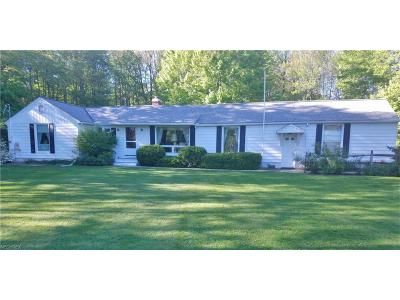 Single Family Home For Sale: 14286 Main Market Rd