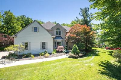 Chagrin Falls Single Family Home For Sale: 102 Fox Trl