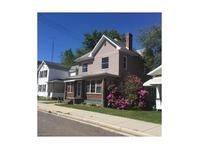 Guernsey County Single Family Home For Sale: 317 North 8th St