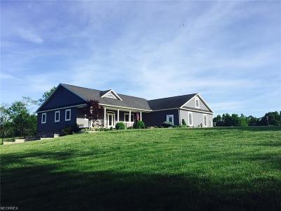 Little Hocking Single Family Home For Sale: 620 Alloway Rd