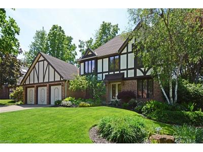 Rocky River Single Family Home For Sale: 3794 Kings Mill Run