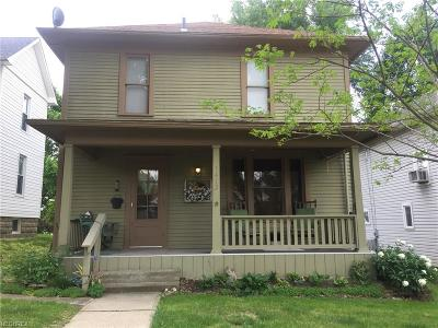 Guernsey County Single Family Home For Sale: 1412 Stewart Ave
