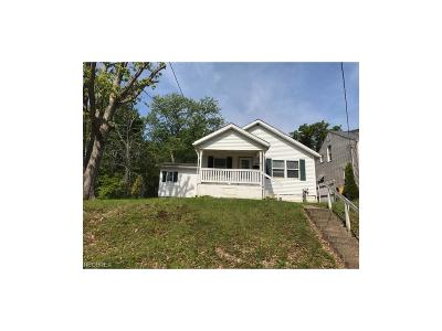 Muskingum County Single Family Home For Sale: 1031 Sevall St