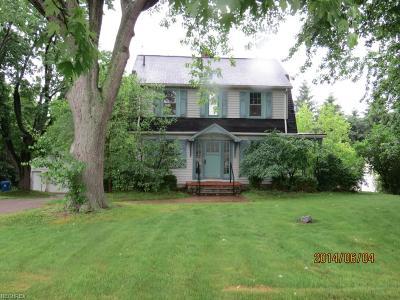 North Ridgeville Single Family Home For Sale: 33888 Center Ridge Rd