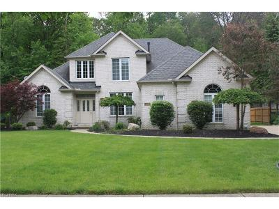 North Olmsted Single Family Home For Sale: 5491 Jacqueline Ln
