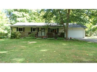 Concord Single Family Home For Sale: 8273 Timberlane Dr