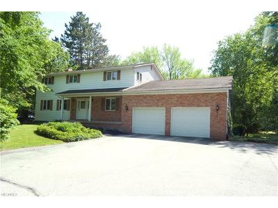 Concord Single Family Home For Sale: 6822 Fairfield Rd