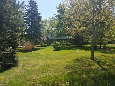 Twinsburg Single Family Home For Sale: 1922 Twinsburg Rd
