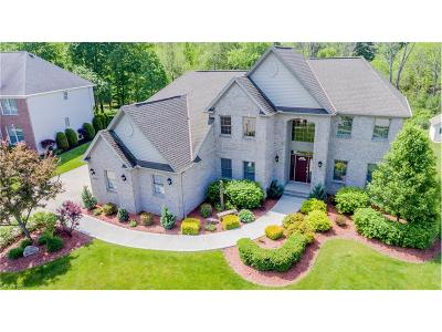 North Royalton Single Family Home For Sale: 5469 Riverview Dr