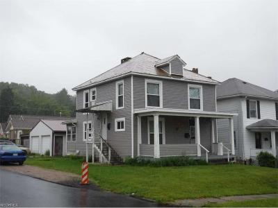 Zanesville Multi Family Home For Sale: 429 Van Horn Ave