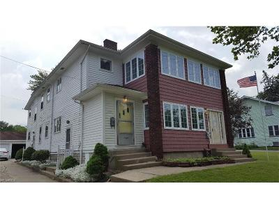 Boardman Multi Family Home For Sale: 5207 Southern Blvd