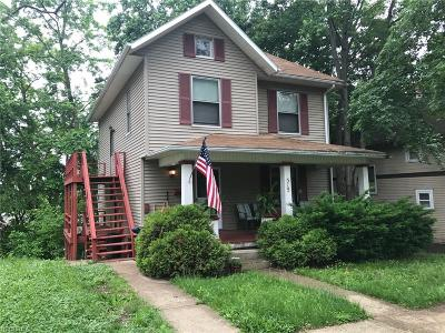 Guernsey County Multi Family Home For Sale: 515 North 9th St