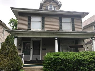 Cambridge Multi Family Home For Sale: 229 N 10th Street