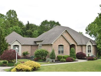 Poland Single Family Home For Sale: 1628 Bluebell Trail
