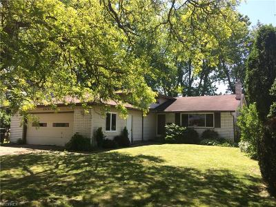 North Olmsted Single Family Home For Sale: 25151 Mitchell Dr