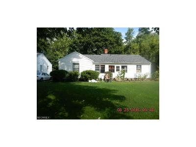 Ashtabula Multi Family Home For Sale: 3913 North Us-20 Rd