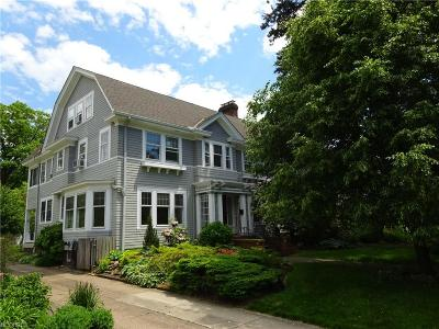 Cleveland Heights Single Family Home For Sale: 2253 Chatfield Rd