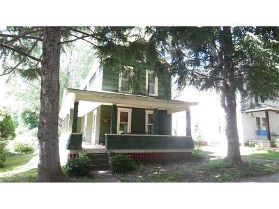 Marietta Single Family Home For Sale: 811 Washington St