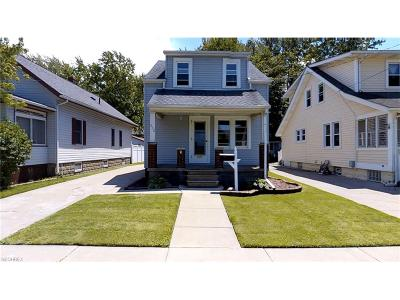 Fairport Harbor Single Family Home For Sale: 530 7th St