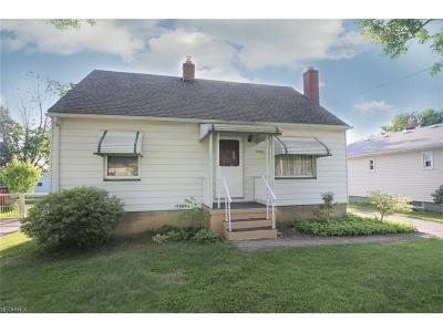 Poland Single Family Home For Sale: 7606 North Lima Rd