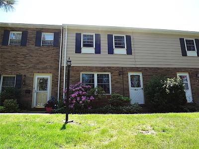 Condo/Townhouse Sold: 8276 Deepwood Blvd #4-3