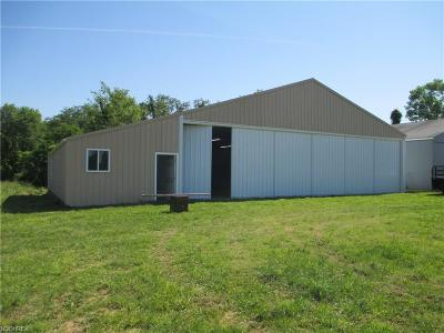Guernsey County Commercial For Sale: 67701 Oldham Rd
