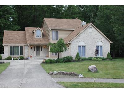 Westlake Single Family Home For Sale: 3686 Cinnamon Way