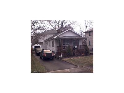Warren Single Family Home For Sale: 1097 Willard