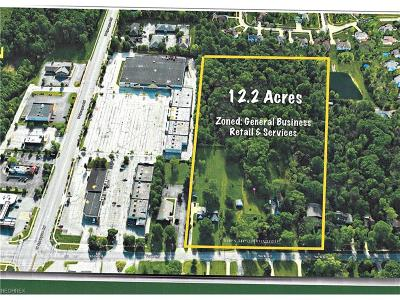 North Royalton Residential Lots & Land For Sale: 8127 York Rd