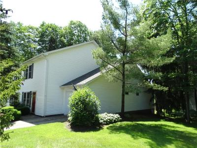 Chardon Condo/Townhouse For Sale: 268 South Oval Dr