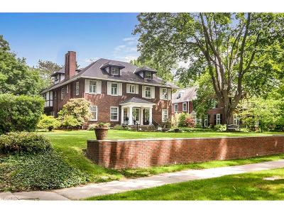 Shaker Heights Single Family Home For Sale: 2919 Attleboro Rd