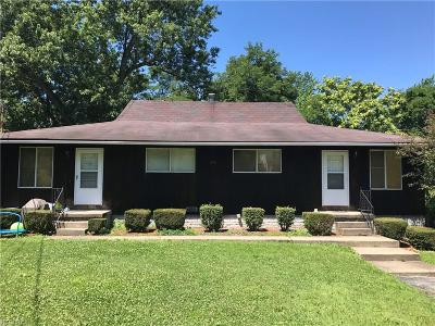 Mineral Ridge Multi Family Home For Sale: 3452 Main St