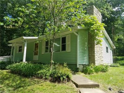Licking County Single Family Home For Sale: 4491 Spring Hill Rd