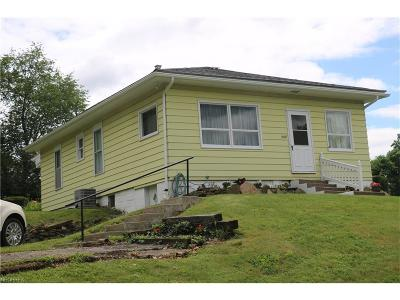 Guernsey County Single Family Home For Sale: 508 North 19th