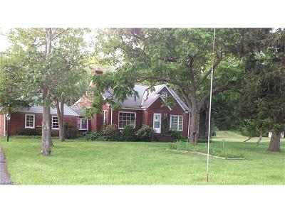 Chagrin Falls Single Family Home For Sale: 29899 Emery Rd