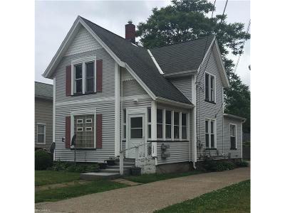 Painesville Multi Family Home For Sale: 121 Pearl St