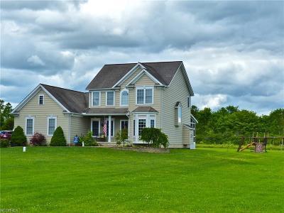 Chardon Single Family Home For Sale: 9840 Tudor Pl