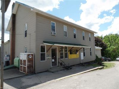Morgan County Commercial For Sale: 7991 East State Route 78 North