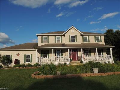 Hiram Single Family Home For Sale: 11602 Vaughn Rd