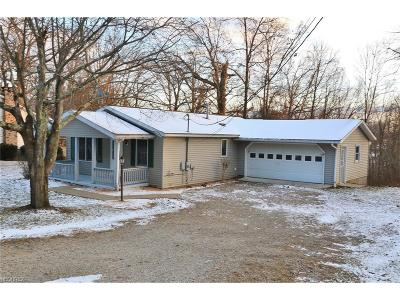 Muskingum County Single Family Home For Sale: 1338 Ellen Dr