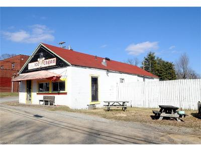 Guernsey County Commercial For Sale: 946 Highland Ave