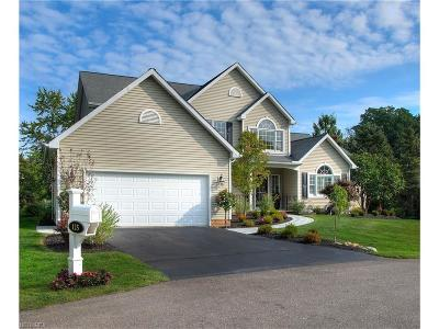 Chagrin Falls Single Family Home For Sale: 125 Button Bush Cir