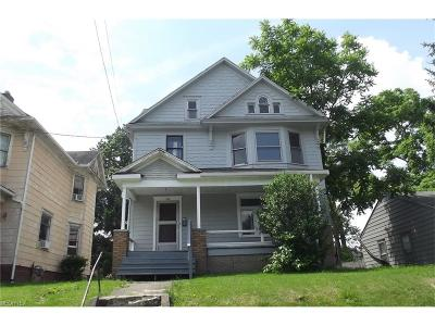 Alliance OH Single Family Home Sold: $7,500