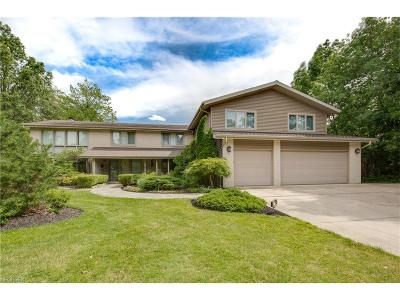 Beachwood Single Family Home For Sale: 25102 Letchworth Rd