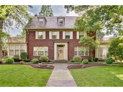 Cleveland Heights Single Family Home For Sale: 2334 Roxboro Rd