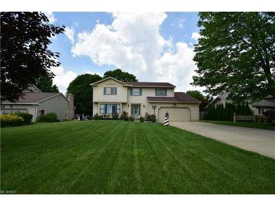 Poland Single Family Home For Sale: 3388 Swallow Hollow Dr